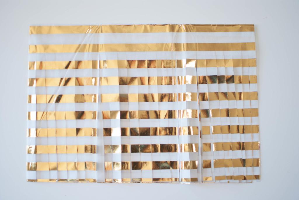 Tissue Tassel Garland Tutorial DIY Tutorial