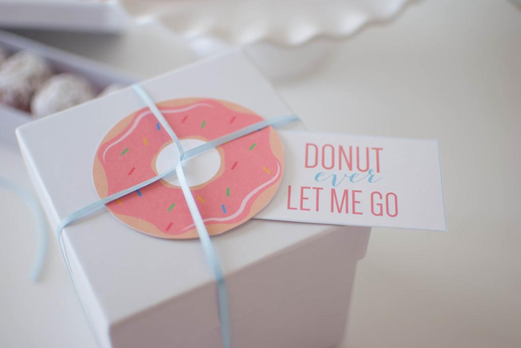 Donut Mug for Valentine's Day