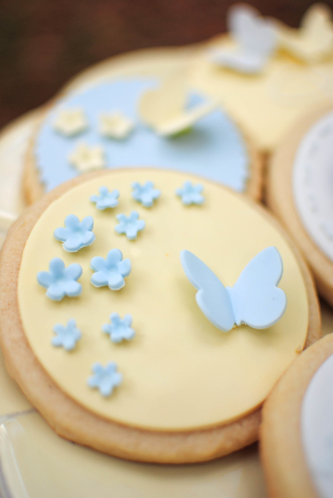 Spring Butterfly & Flower Party