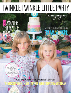 Twinkle Twinkle Little Party Magazine – Issue 10