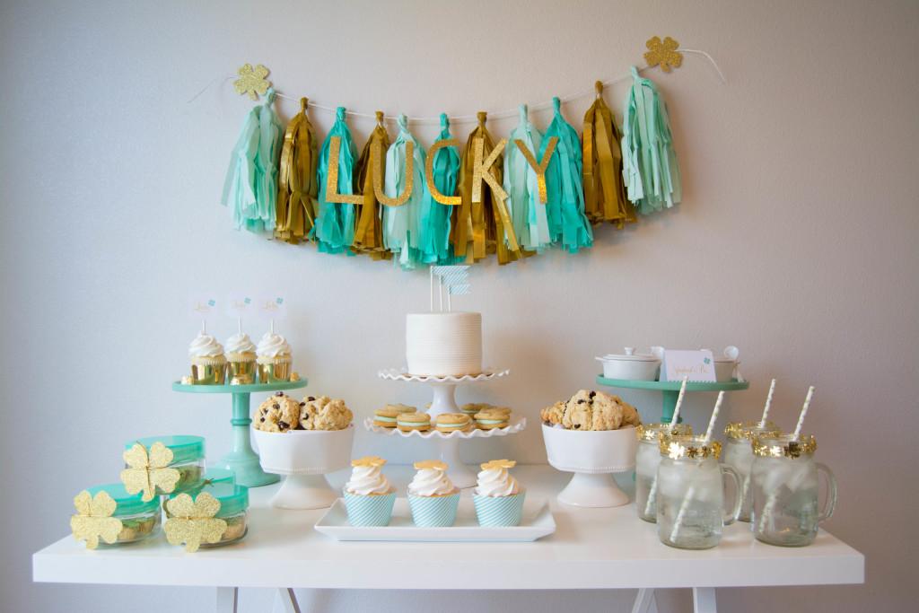 Saint Patrick's Day Party Ideas