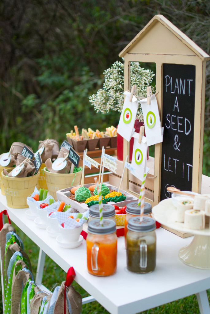 Garden Party by Twinkle Twinkle Little Party as seen on Yu<a href=