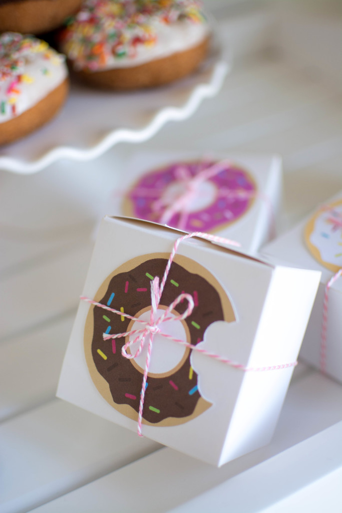 Donut Party Ideas