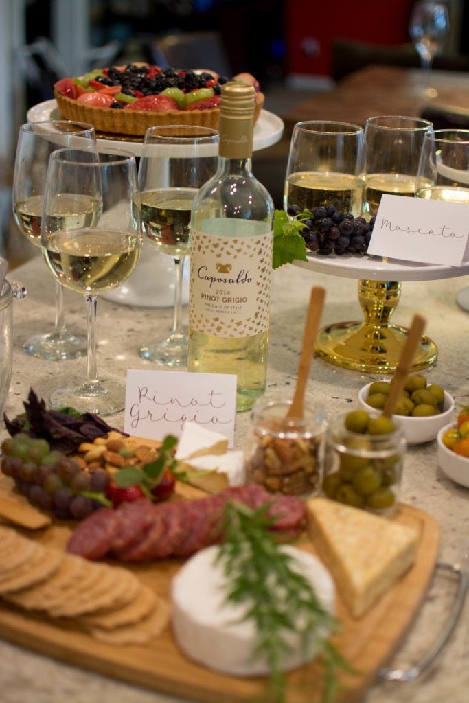 Girls Night In sponsored by Caposaldo Wine