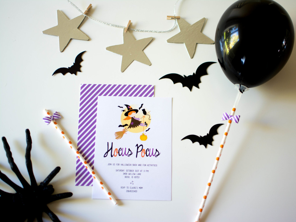 {Fall Collection} Little Witch Party Collection