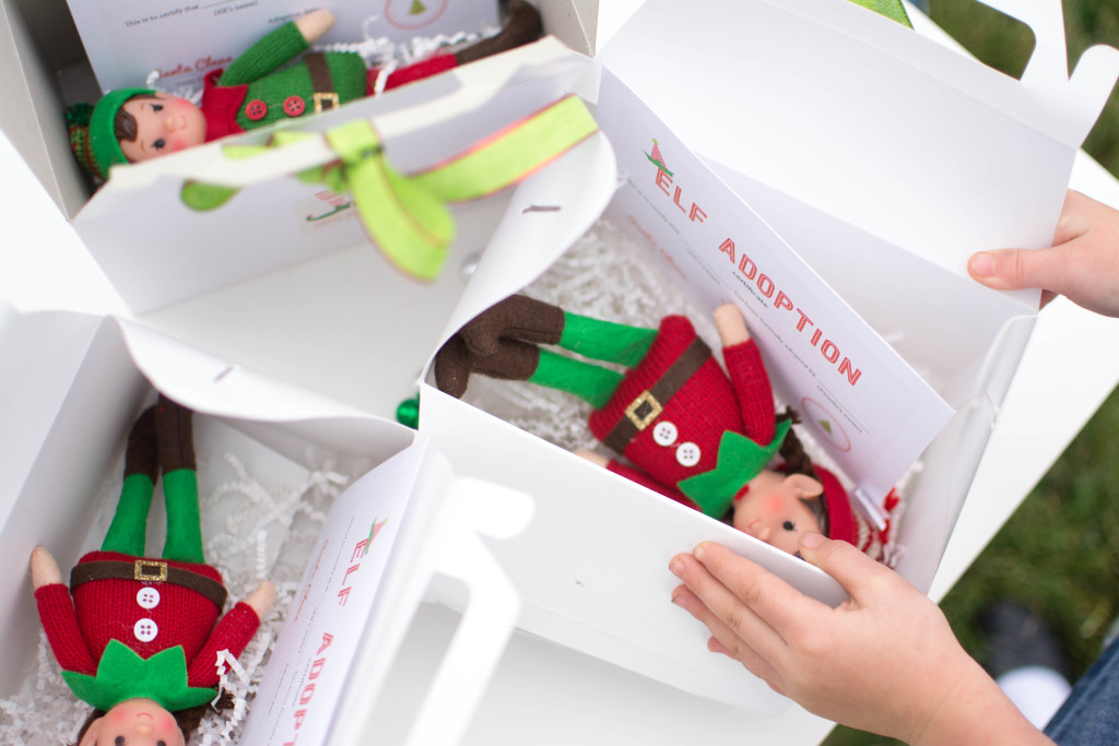 Host an 'Adopt an Elf' Party