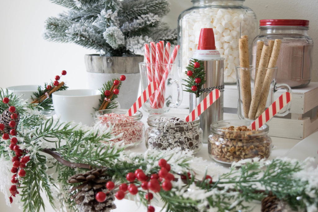 Holiday Hot Cocoa Bar