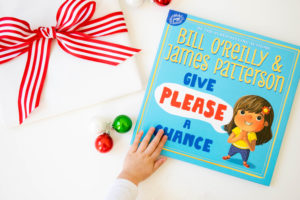 Holiday Gift Idea: 'Give Please a Chance' Book