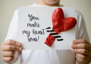 {Freebie} Valentine's Day Card Idea