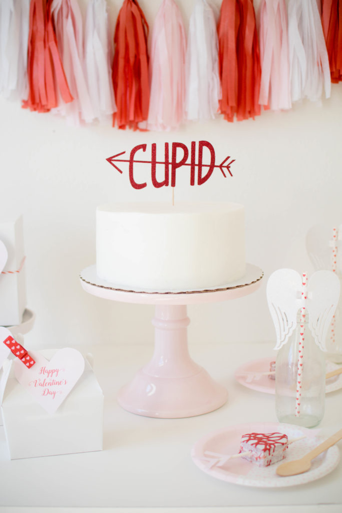 Cupid Valentine's Day Party Ideas