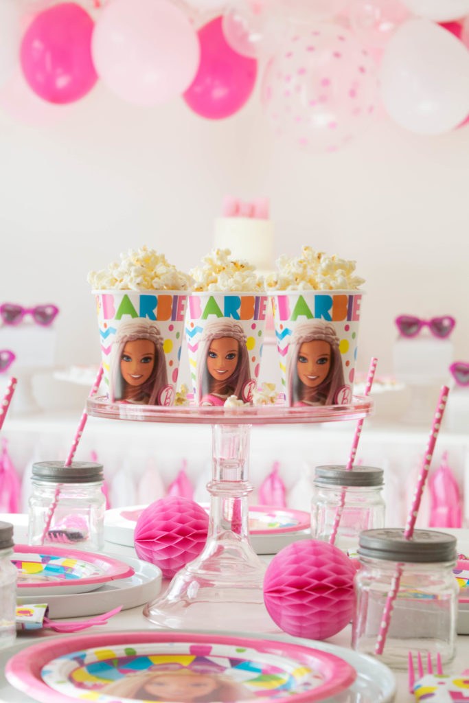Host a Barbie Birthday Party