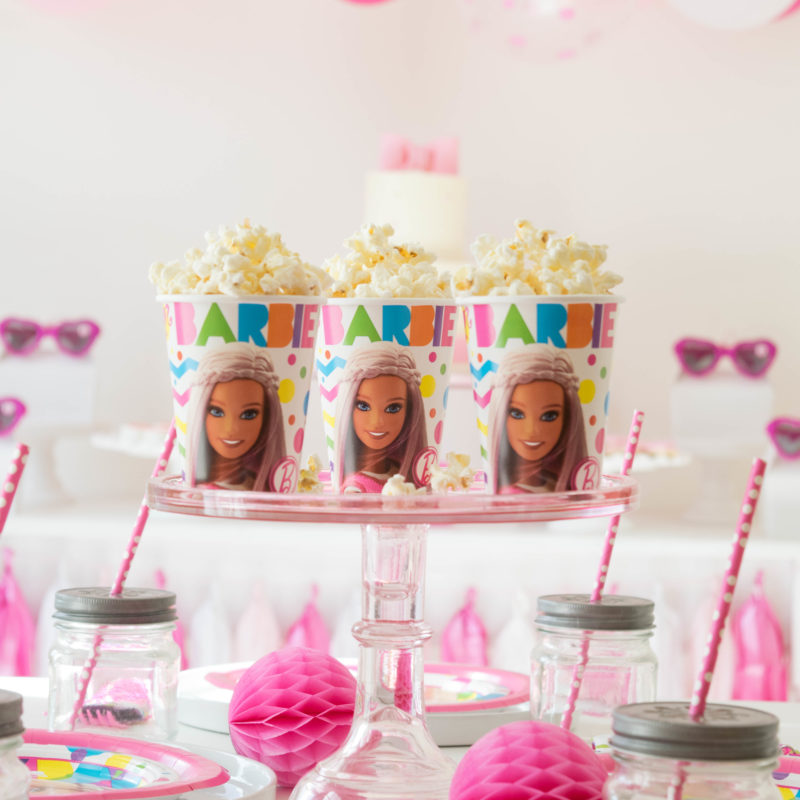 Barbie Birthday Bash with Mattel
