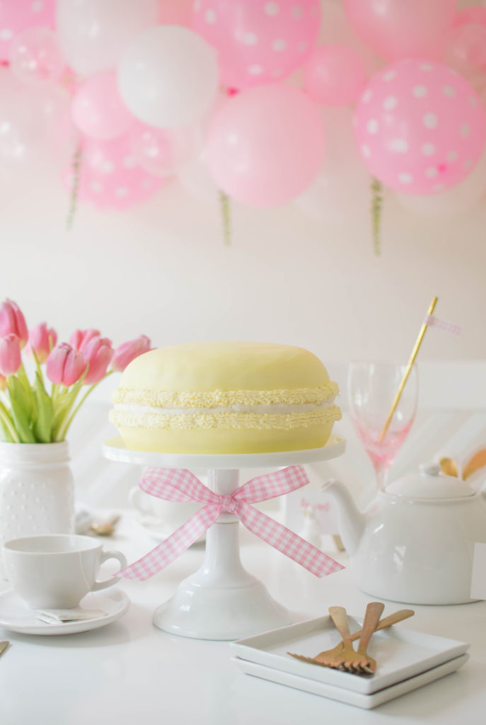 Host a Lovely Modern Spring Tea Party