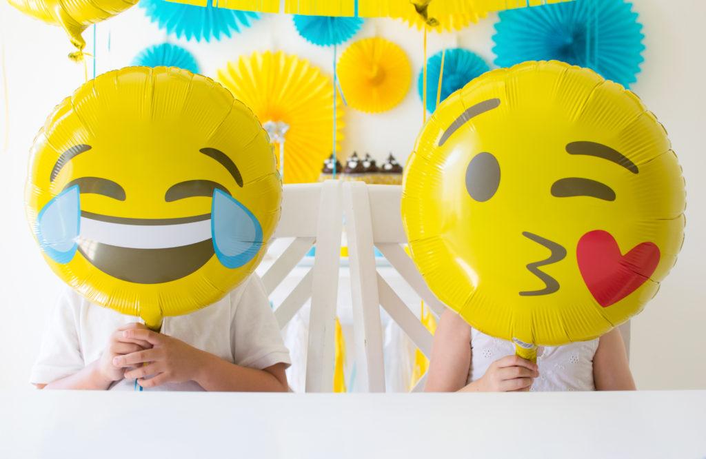 Host a Fabulous Emoji Birthday Party