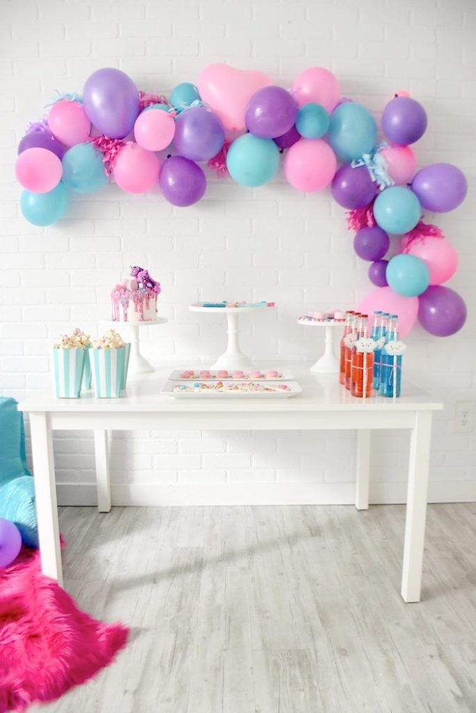 My Little Pony Party by Kara's Party Ideas