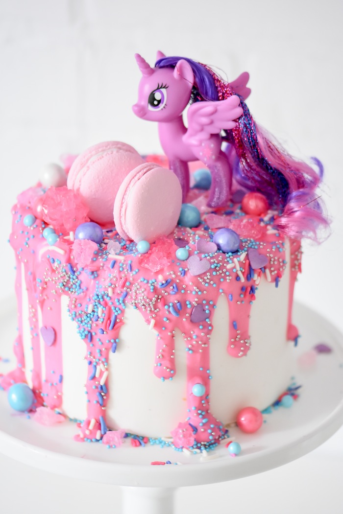 My Little Pony Birthday Cake Kit
