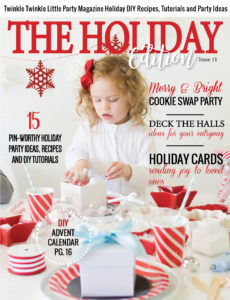 Twinkle Twinkle Little Party Magazine – Holiday Issue 2017
