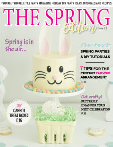 Twinkle Twinkle Little Party Magazine – Spring Issue 2018