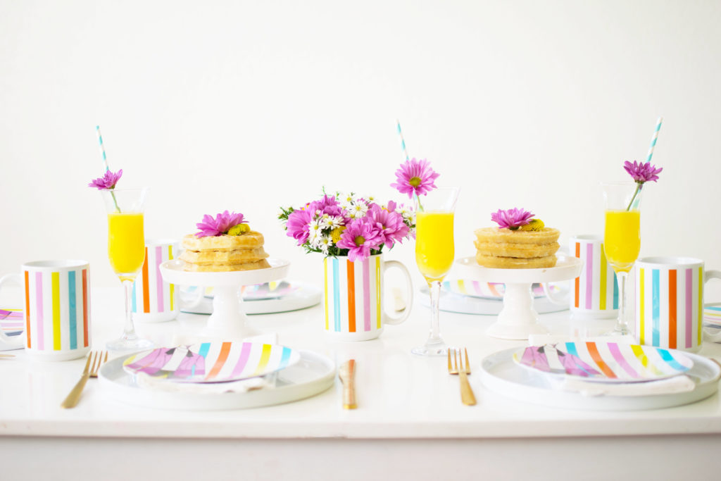 How to host a Mother's Day Brunch or Breakfast for your Boss Lad