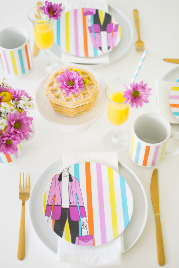 How to host a Simple Mother's Day Breakfast