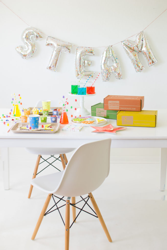 HOST A STEAM PLAY DATE/PARTY FOR THE KIDS