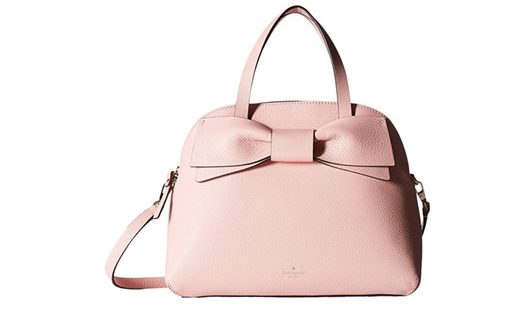 Pink Kate Spade Bag - Fabulous Mother's Day Gift ideas