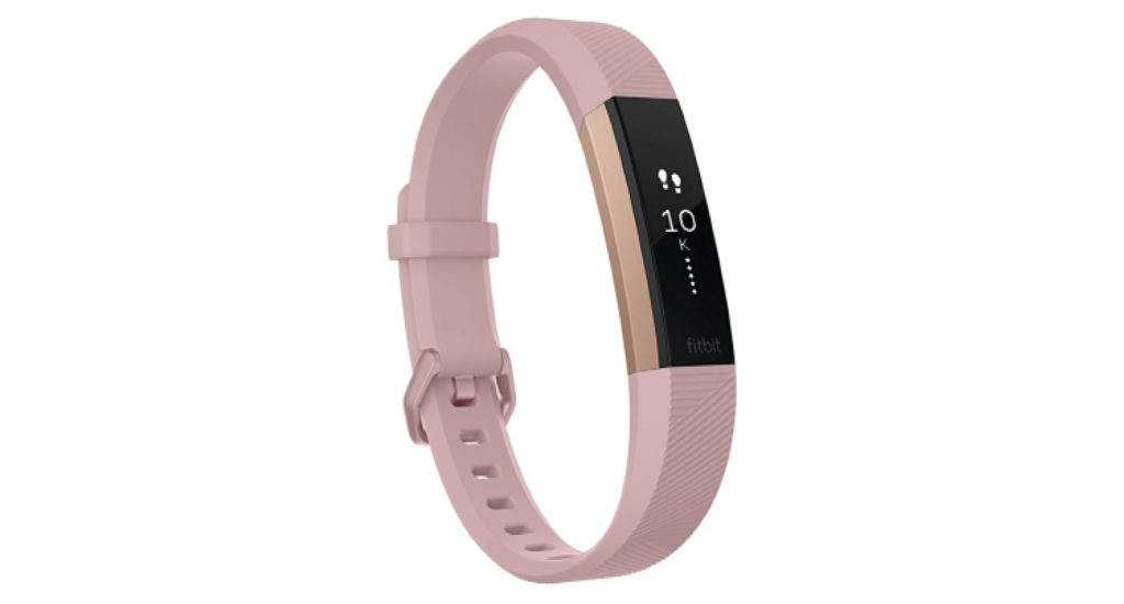 Pink Fitbit - Fabulous Mother's Day Gift Ideas