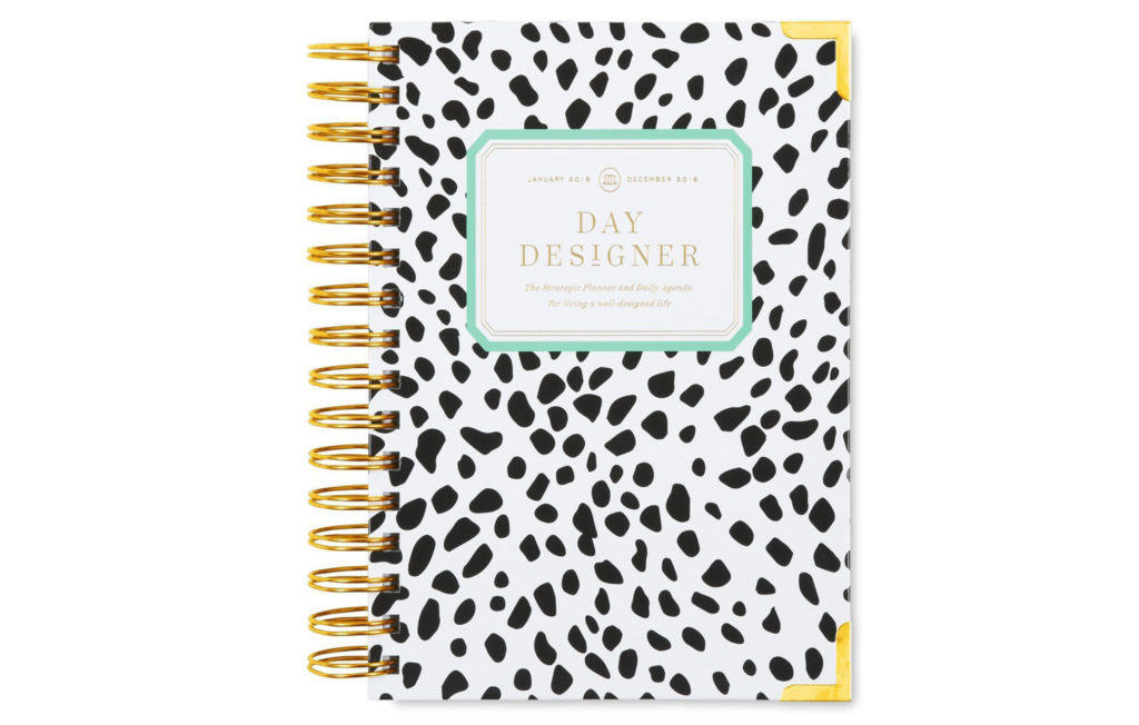 The Day Designer Planner - Fabulous Mother's Day Gift Ideas