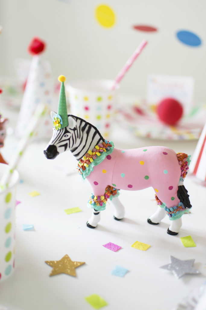 How To Throw a Fantastic Circus Animal Parade Party