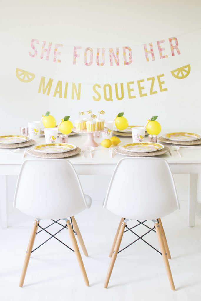 How to host a Casual Summer Bridal Shower