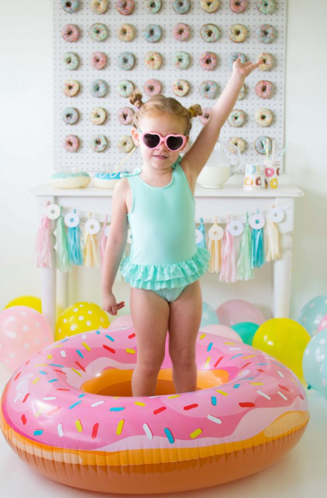 Throw a Summer Donut Party