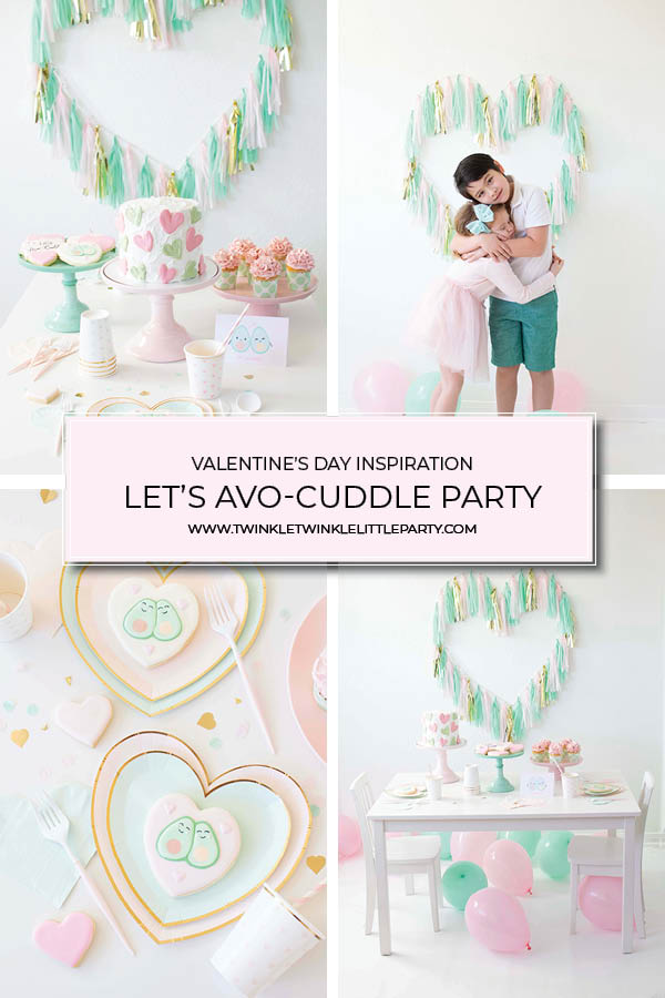 Let's Avo-Cuddle Valentine's Day Party