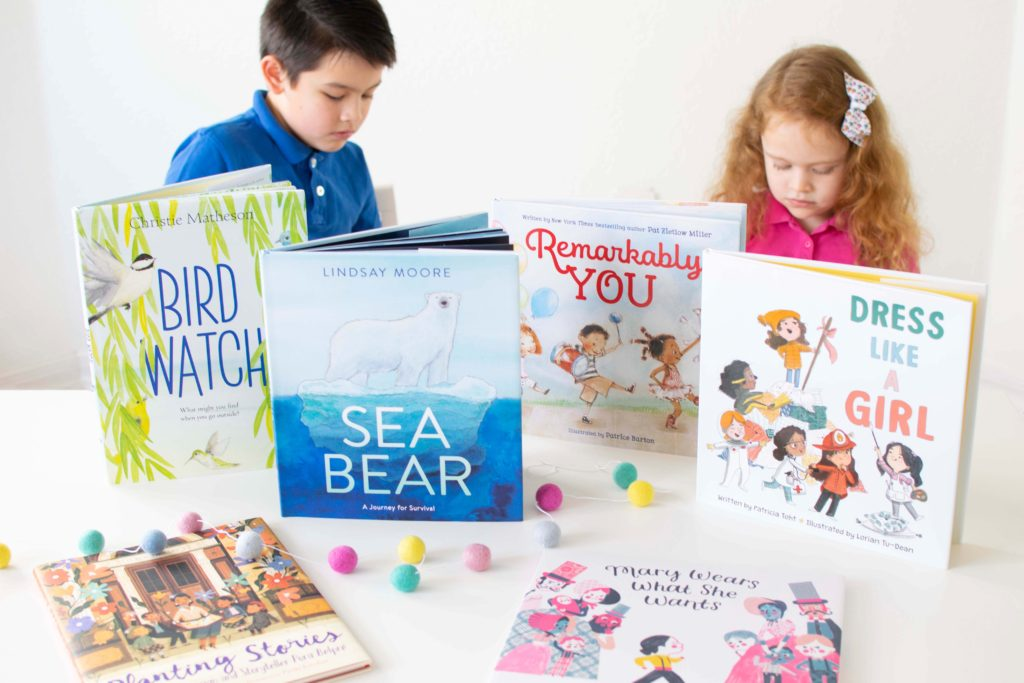 Books my kids are absolutely loving