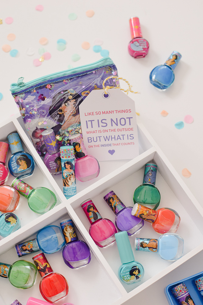 Aladdin Gift Ideas + free printable tags