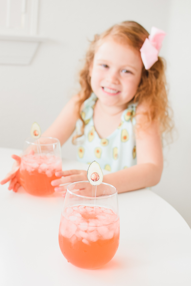 Kid-Friendly Prickly Pear Lemonade