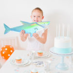 Let the Fin begin: Throw a Shark Themed Party
