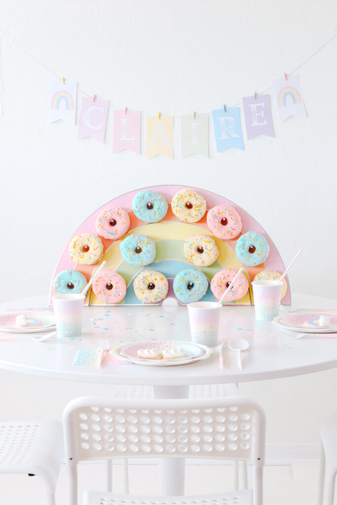 Rainbows and Sunshine Party Ideas You Will Love
