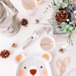 How to throw a Beary Cute Camping Party