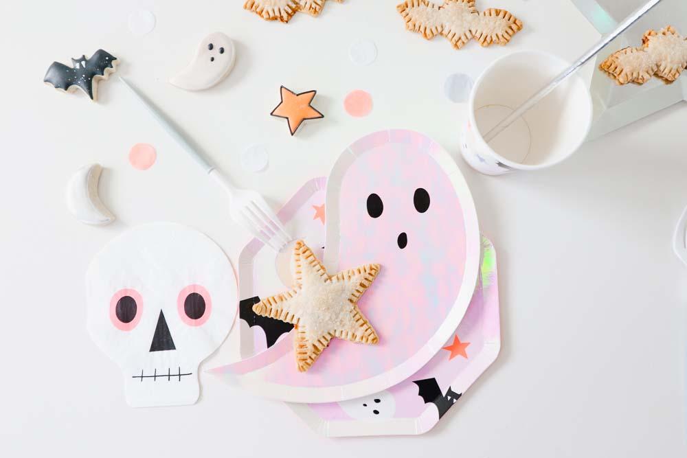 A Faboolous Iridescent Halloween Party