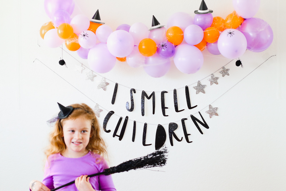 A Fun Hocus Pocus Inspired Halloween PartyA Fun Hocus Pocus Inspired Halloween Party