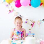 A Fun Gymnastics Themed Birthday Party