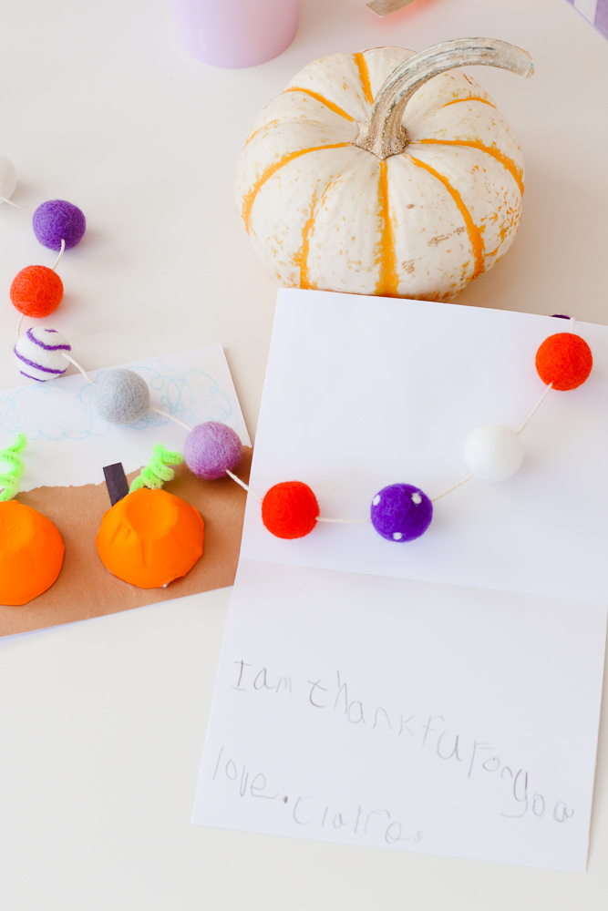 A Festive Fall Party Featuring Seasonal Snacks and DIY Pumpkin Patch Cards