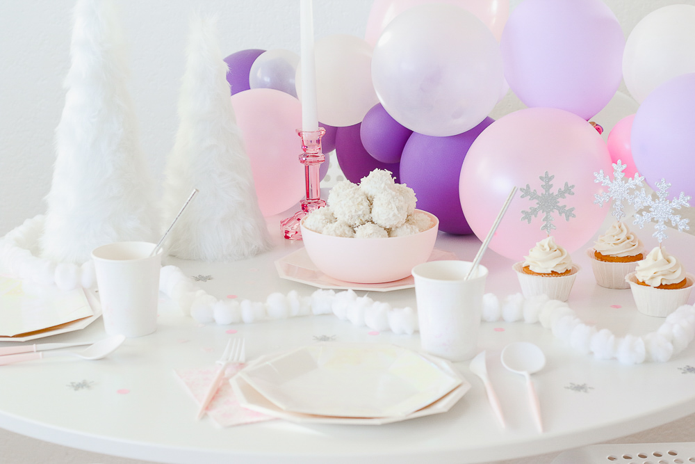 A Sweet Winter Wonderland Party