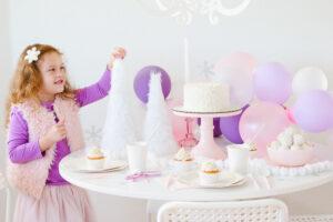 A Sweet Winter Wonderland Party