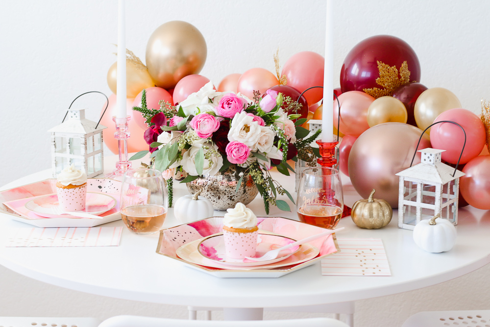 How to set up an effortless Fall tablescape