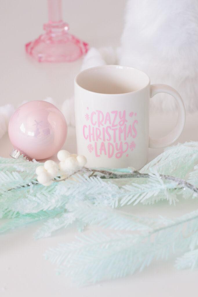 DIY Holiday Mug Gift Idea