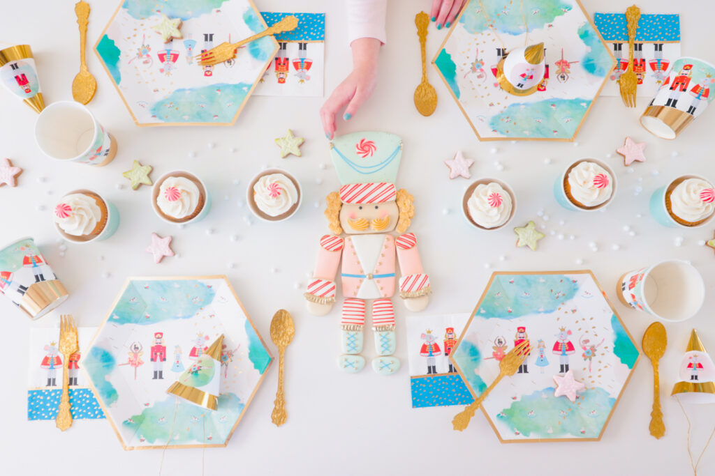 A Sweet Nutcracker Holiday Party