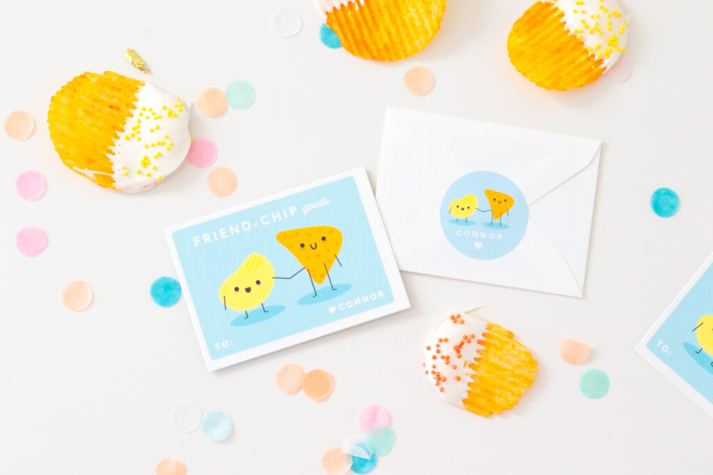 The Cutest Classroom Valentine's Day Cards