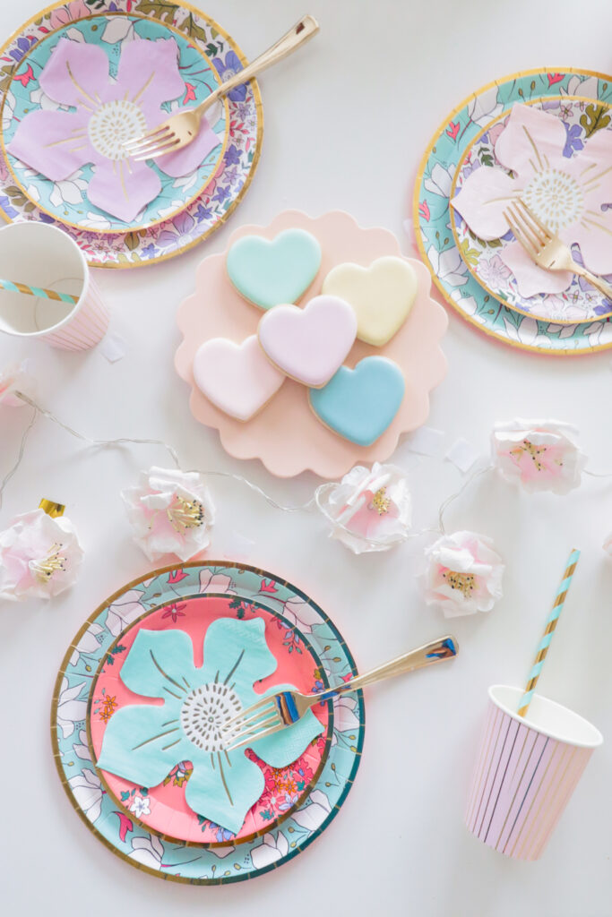 A Sweet Spring Baby Shower