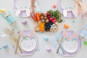 How to celebrate Easter indoors with your kids